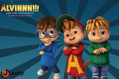 Alvinnn!!!